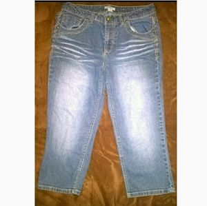 Cropped Jeans by Cato sz 10